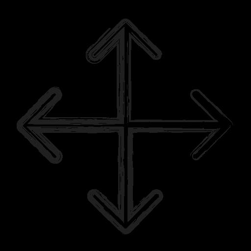 arrow, direction, move, productivity, shape, social icon