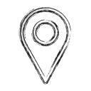location, map, pin, productivity, shape, social icon
