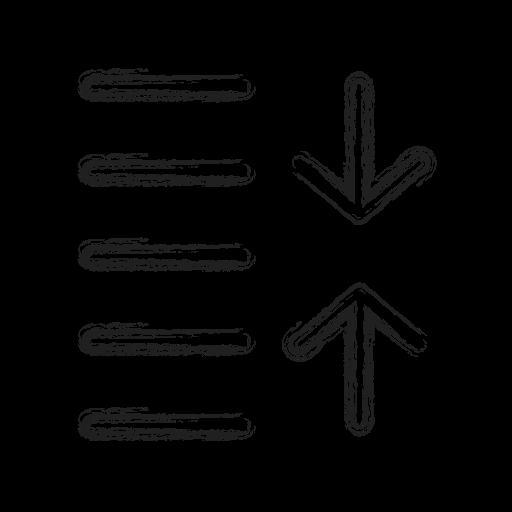 decrease, productivity, shape, social, spacing icon