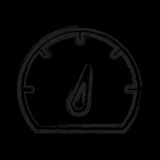gauge, measure, performance, productivity, seo, social, speed icon
