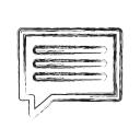 chat, feedback, message, productivity, shape, social icon