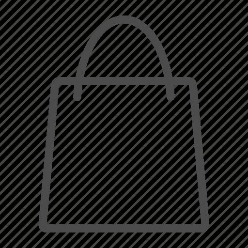 bag, box, case, handbag, purse, shopping icon