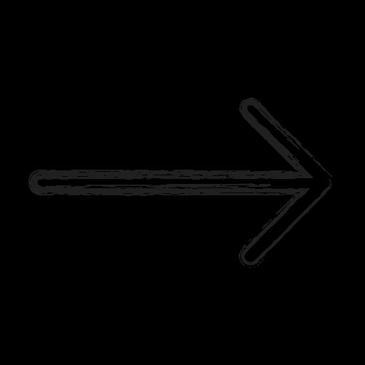 Arrow, productivity, right, shape, social icon - Free download