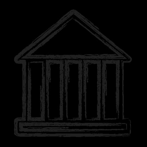 bank, money, productivity, shape, social icon
