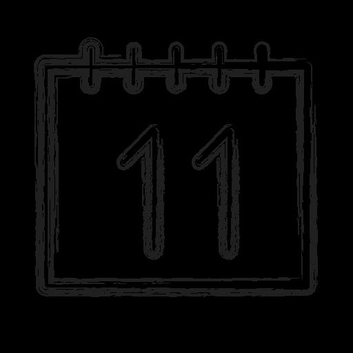 Calendar, productivity, shape, social icon - Free download
