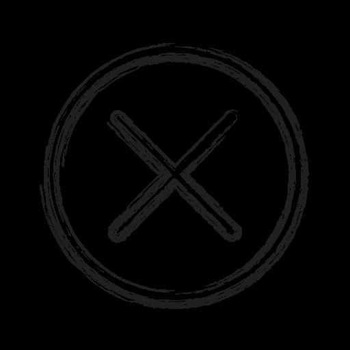Cancel, close, delete, productivity, shape, social icon - Free download