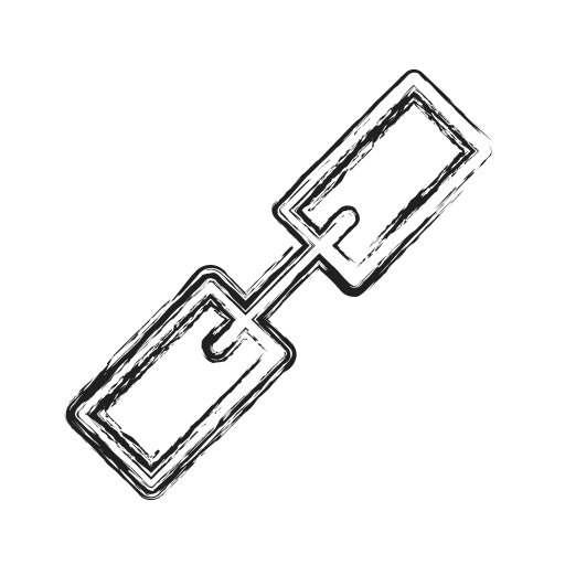 Chain, link, productivity, shape, social, url icon - Free download