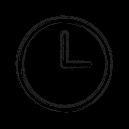 clock, productivity, realtime, shape, social icon