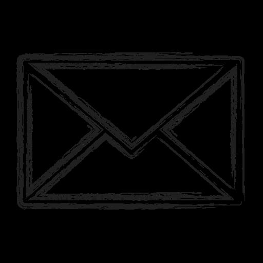 email, envelope, inbox, productivity, shape, social icon