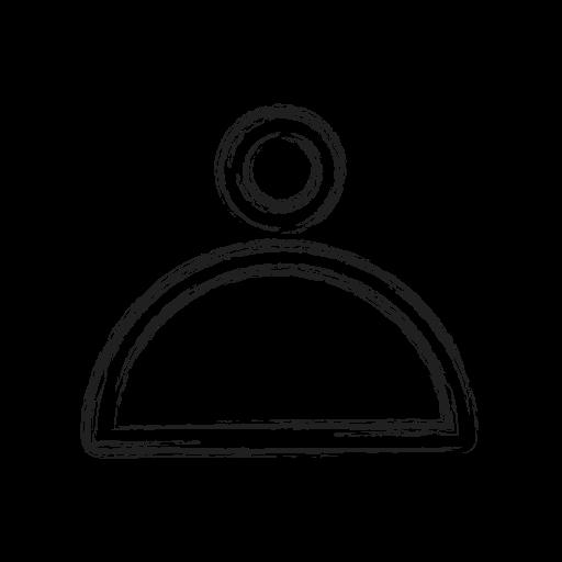 Account, avatar, productivity, shape, social icon - Free download