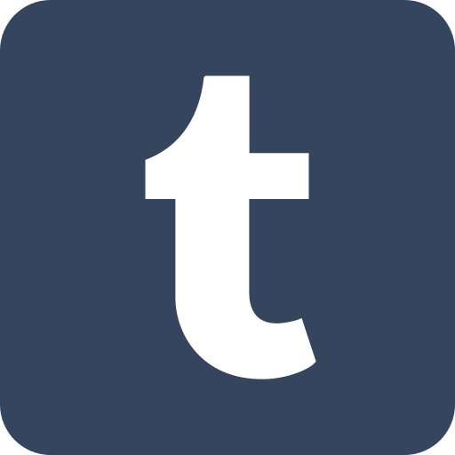 Blog, clips, funny, media, social, tumblr, website icon - Free download