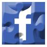 facebook, puzzle icon