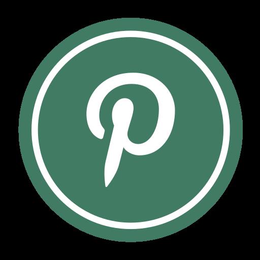 pinterest, social icon