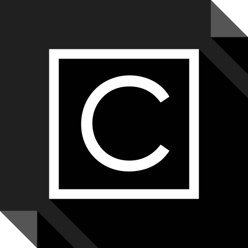 coolchaser, logo, media, social, social media, square icon
