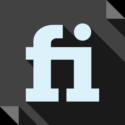 fiverr, logo, media, social, social media, square icon