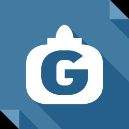 getglue, logo, media, social, social media, square icon