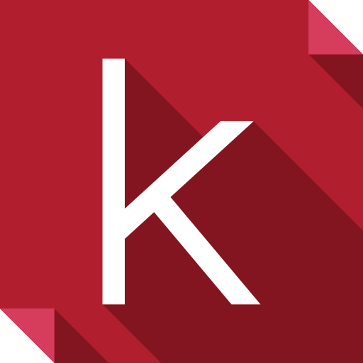 kaboodle, logo, media, social, social media, square icon