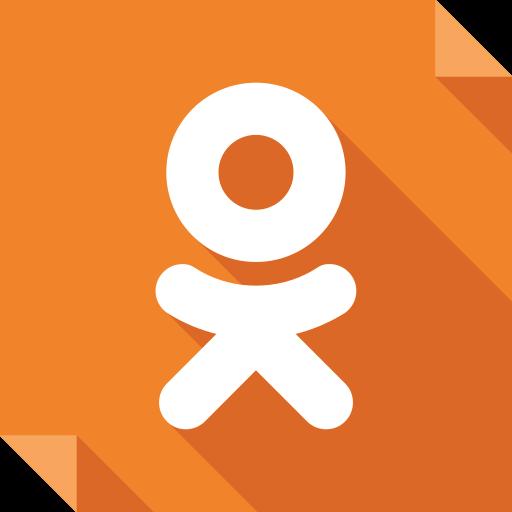 logo, media, odnoklassniki, social, social media, square icon