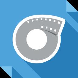 filmow, logo, media, social, social media, square icon