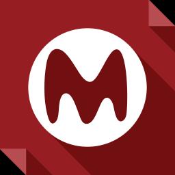 logo, media, mocospace, social, social media, square icon