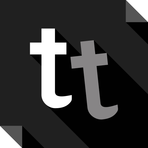 logo, media, social, social media, square, touchtalent icon