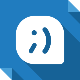 logo, media, social, social media, square, tuenti icon