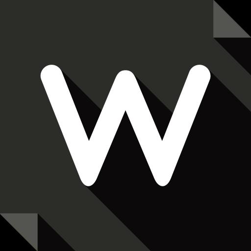 logo, media, social, social media, square, webs icon