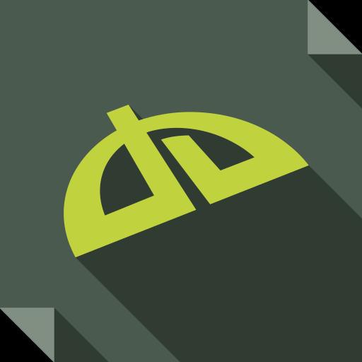 deviantart, logo, media, social, social media, square icon