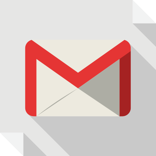 gmail, logo, media, social, social media, square icon