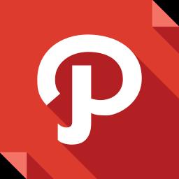 logo, media, path, social, social media, square icon