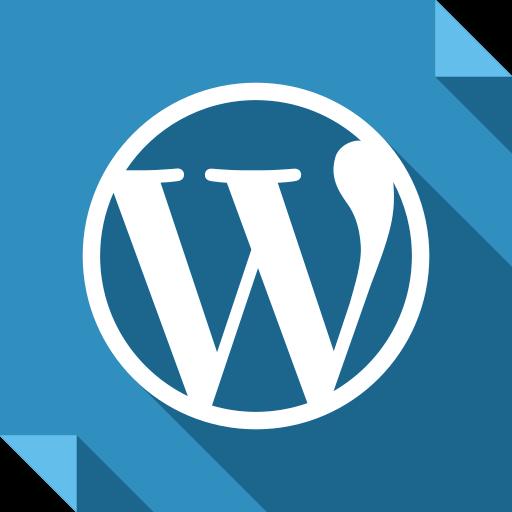 logo, media, social, social media, square, wordpress icon