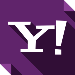 logo, media, social, social media, square, yahoo icon