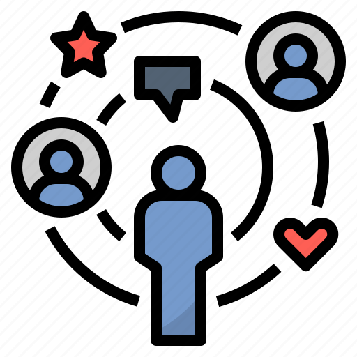 Activity, friend, interaction, social, society icon - Download on Iconfinder