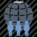 community, human, people, population, team icon