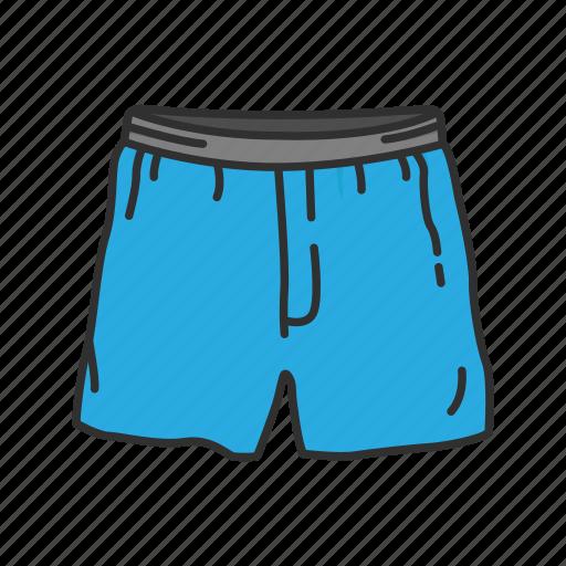 boxer, boxer brief, brief short, clothing, garments, underpants, underwear icon