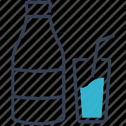 drink, milk, soft icon