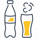 drink, mineral, soft, water icon