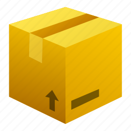 box, delivery, pack, package, packet, present, product, shipping, transport, transportation icon