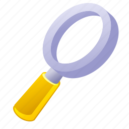find, glass, magnifying, magnifying glass, research, search, seo, web, zoom icon