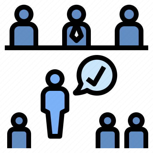 Adaptability skill, insistence, investigate, judge, judgement, legal, self-confidence icon - Download on Iconfinder