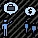advertisement, agency, deal, marketing, negotiate, persuasive, trade