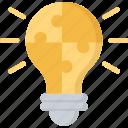computing, creative, it solutions, lightbulb, problem, software engineering, solving
