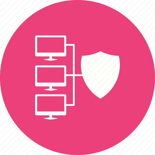 Antivirus, cloud, digital, network, protection, security, shield icon - Download on Iconfinder