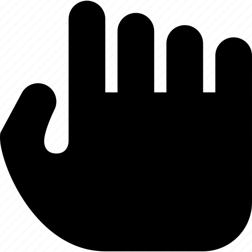 finger, grab, hand, hold, palm icon