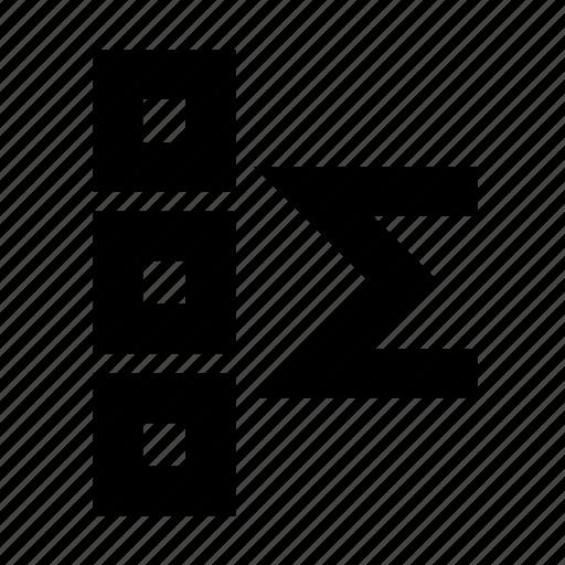 Amount, database, sum icon - Download on Iconfinder
