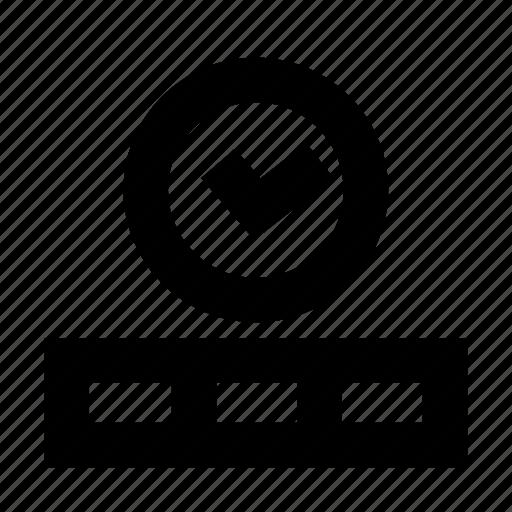 clock, database, time icon
