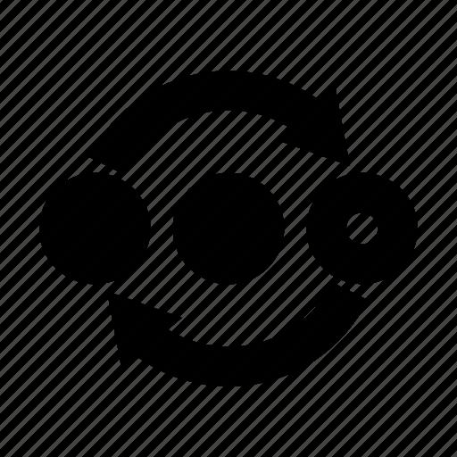 agile, copy, database, move, swap icon