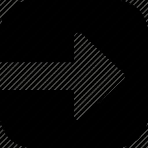 arrow, arrows, download, sign in, upload icon