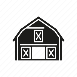agriculture, barn, building, farming, stable icon