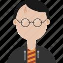 avatar, glasses, harry potter, movie